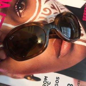 Tortoise Shell Ray-Ban Sunglasses